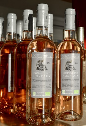 Les Vignes Blanches Rosé